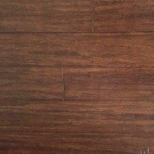 "5-17/27"" Bamboo Hardwood Flooring in Brown (Set of 16)"