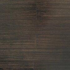 "5-17/27"" Bamboo Hardwood Flooring in Dark Brown (Set of 16)"