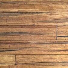 "5-17/27"" Bamboo Hardwood Flooring in Light Brown (Set of 16)"