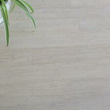"""4-1/2"""" Solid Bamboo Hardwood Flooring in Frost"""