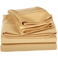 Knight 1200 Thread Count Premium Long-Staple Combed Cotton Sheet Set