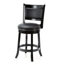"Orangeville 24"" Swivel Bar Stool"