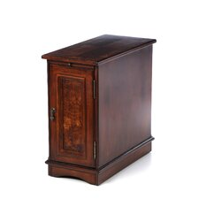 Heisler Chair Side Chest End Table