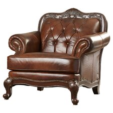 Smith Leather Armchair