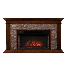Simulated Electric Fireplace