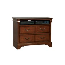 Riegel 4 Drawer Media Dresser