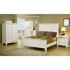 Panel Customizable Bedroom Set