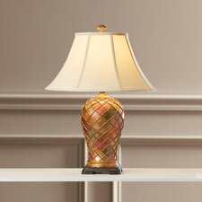 """Sever 30"""" H Table Lamp with Bell Shade"""