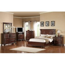 Orland Platform Customizable Bedroom Set