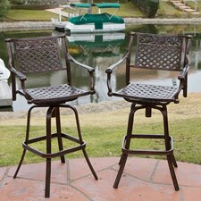 "Cranmore 29.5"" Bar Stool (Set of 2)"