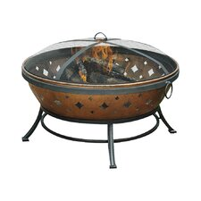 Wentworth Steel Fire Pit