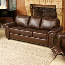 Scarsdale Top Grain Leather Sofa