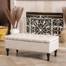 Higginbotham Upholstered Storage Ottoman