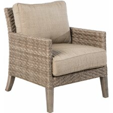 Goodridge Deep Seating Lounge Chair with Cushion