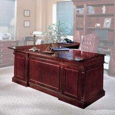 Prestbury Executive Desk with Left Return