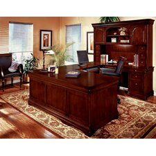 Knickerbocker U-Shape Desk Office Suite