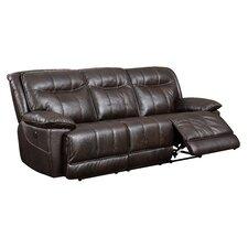 Reinhart Leather Reclining Sofa