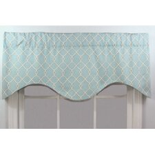 "Strauss 50"" Curtain Valance"