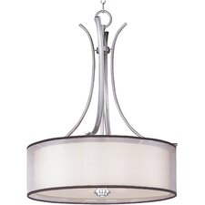 Houseknecht 4 Light Drum Pendant