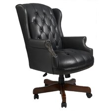 Norden Adjustable High-Back Executive Chair