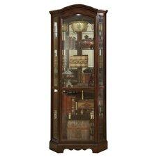 Ferron Corner Curio Cabinet
