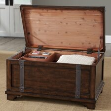Campagna Storage Trunk Table