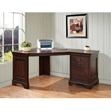 Vanguilder Corner Executive Desk