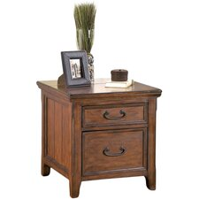 Mathis 1 Drawer End Table