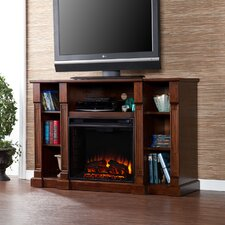 Buchanon TV Stand with Electric Fireplace