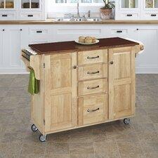 Tharpe Kitchen Cart