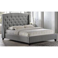 Larrabee Upholstered Platform Bed