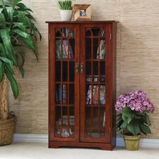 Window Pane Multimedia Cabinet