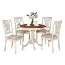 Caledonia 5 Piece Dining Set