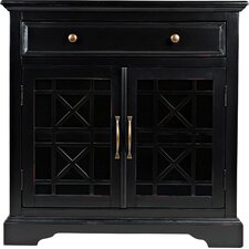 Cafferata 1 Drawer 2 Door Accent Chest
