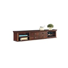 "Vanguilder 9.37"" H x 48.39"" W Desk Hutch"
