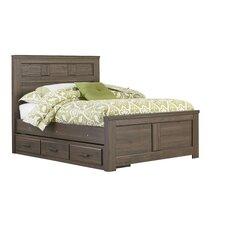 Wimbush Storage Panel Bed