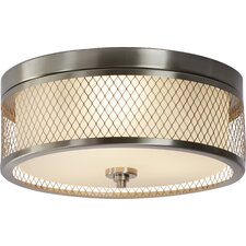 Lofton 3 Light Flush Mount