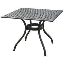 Thomasson Aluminum Square Table