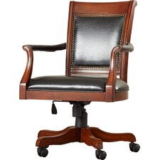 Strawn Leather Arm Chair