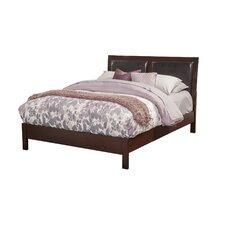 Costa Mesa Upholstered Platform Bed