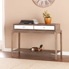 Arnault Console Table and Mirror Set