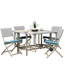 Oliver 5 Piece Dining Set