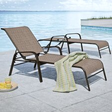 Oliver Patio Lounger (Set of 2)