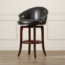 "Kinmundy 30"" Swivel Bar Stool"