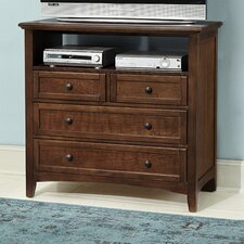Blakney 4 Drawer Media Chest