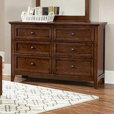 Granite 6 Drawer Dresser