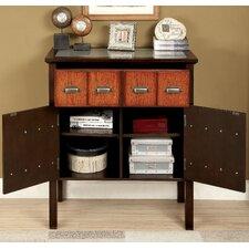 Hecker Vintage 2 Drawer Storage Cabinet