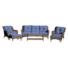 Herrin 6 Piece Seating Group with Cushions
