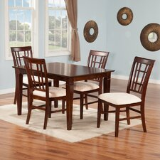 Bluffview 5 Piece Dining Set