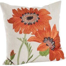 Millsaps Embroidered Throw Pillow